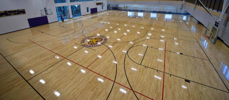 West Chester University Gym