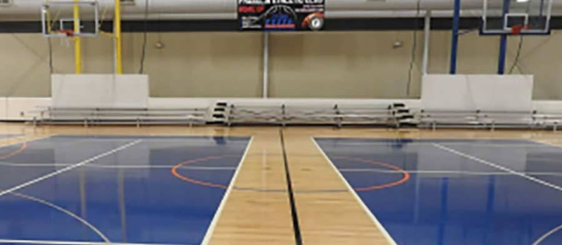 Franklin Athletic Club Gymnasium
