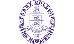 Curry College Logo 205X160