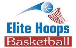 Elite Hoops Basketball Logo 250X160
