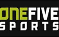 One Five Sports Logo 250X160