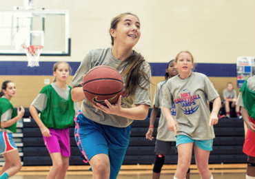New Macalester Girls Camp
