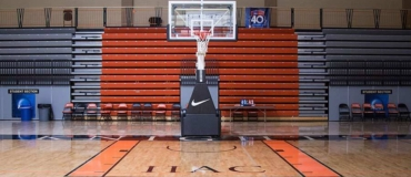 Snow Valley Basketball Camp Iowa Gym Header