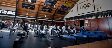 Cal Crew Boathouse Facility