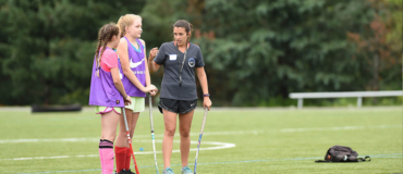 Nike Field Hockey Camps Coaching
