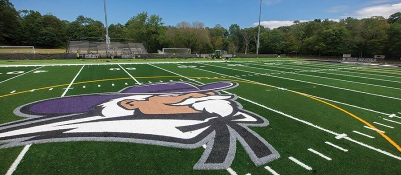 Curry College Turf Field