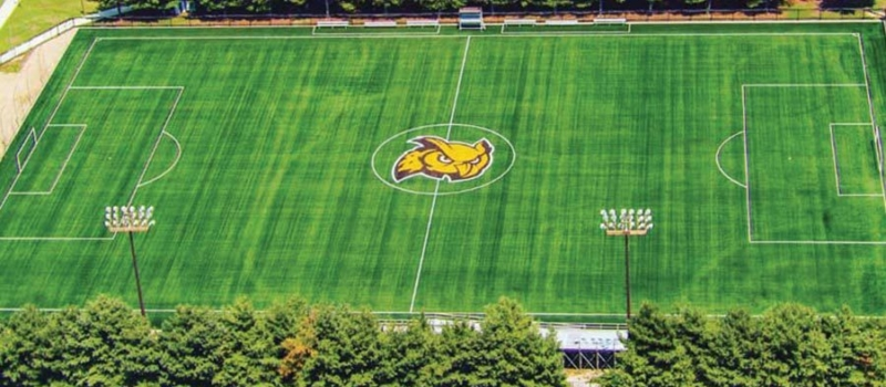 Rowan University Turf Facility