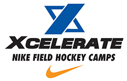 Xcelerate Nike Field Hockey Logo
