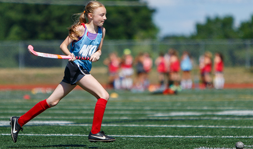 Nike Field Hockey Camp Photo