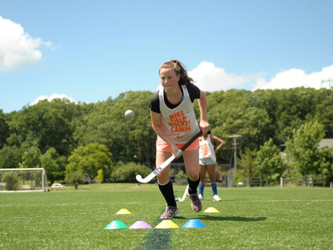 Field Hockey Tip 3 D Skills