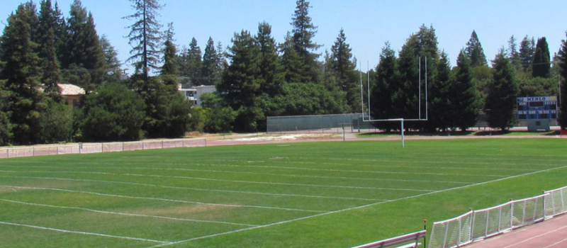 Menlo Football Field 900