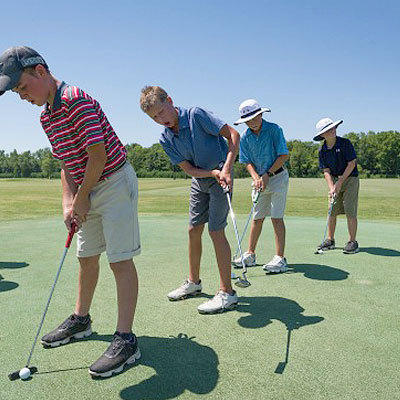 TYPE: Nike Short Game Junior Golf Camps