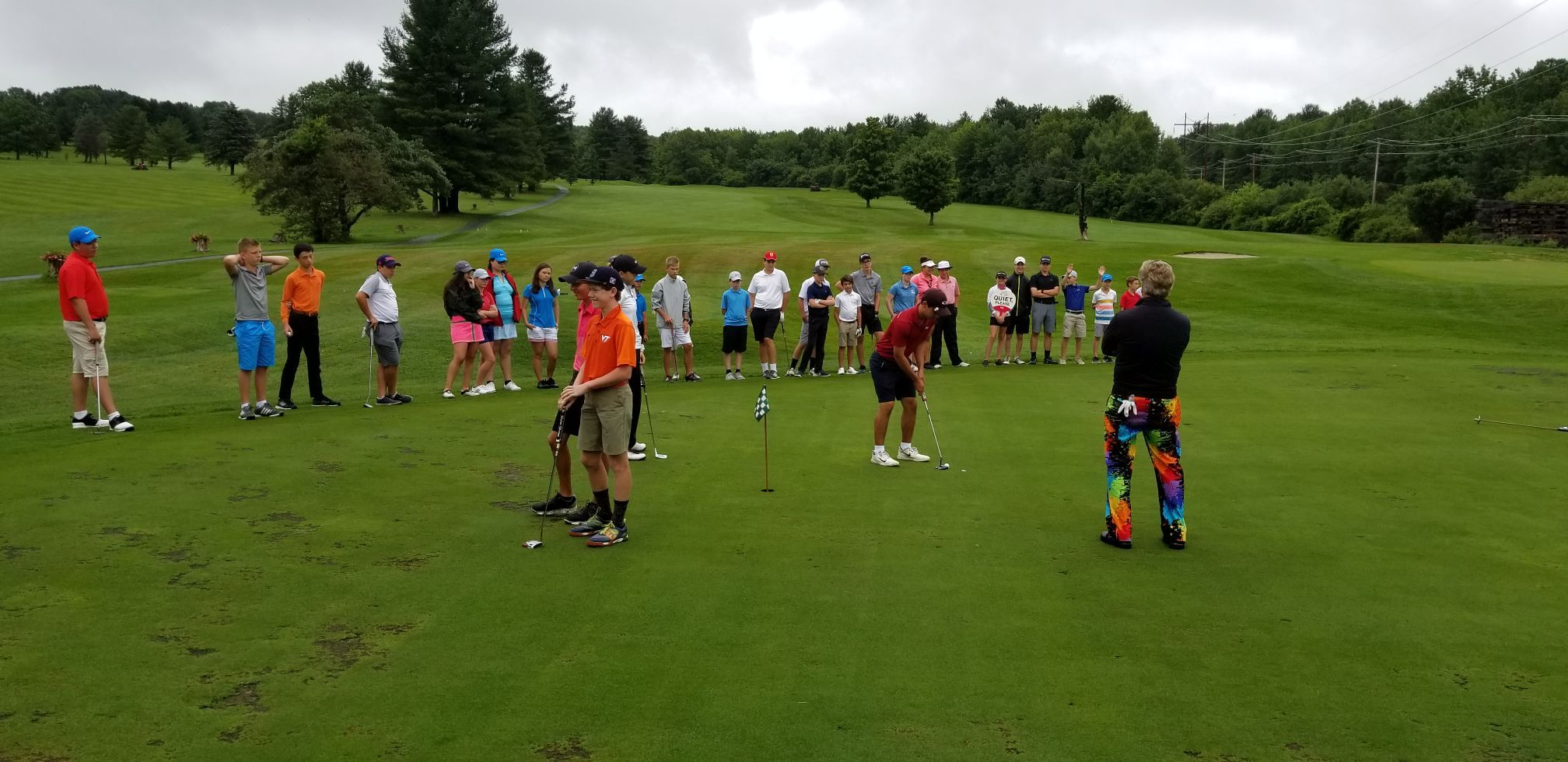 Nike Junior Golf Camps at Williams College