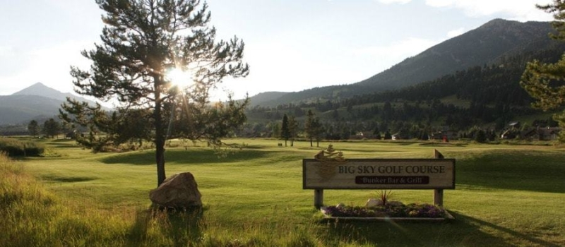 Nike Junior Golf Camps Big Sky