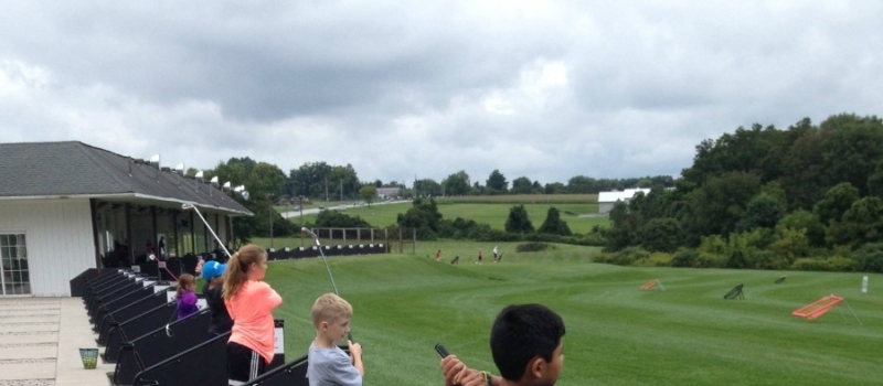 Nike Junior Golf Camps Golf Zone Facility 1