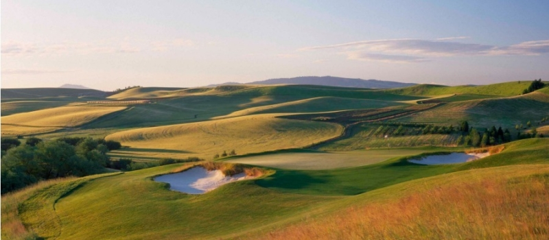 Nike Junior Golf Camps Palouse Ridge