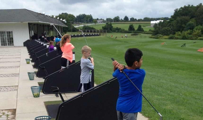 Nike Junior Golf Camps Golf Zone News