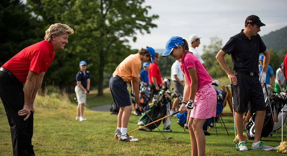 Golf Channel Academy Junior Camps Bethpage Golf Course