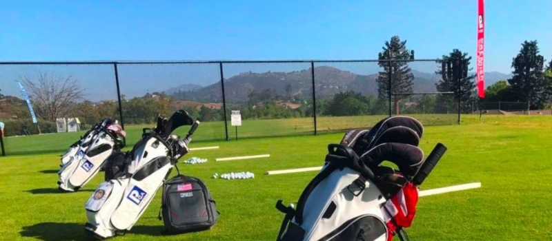 Premier Golf Academy Junior Camps Bags Feature