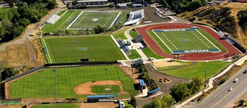Colorado School Of Mines Athletic Fields Facility
