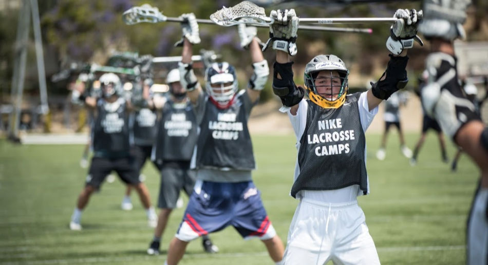 bc13170a8b8 Nike Boys Lacrosse Camp at St. Mary s College of Maryland