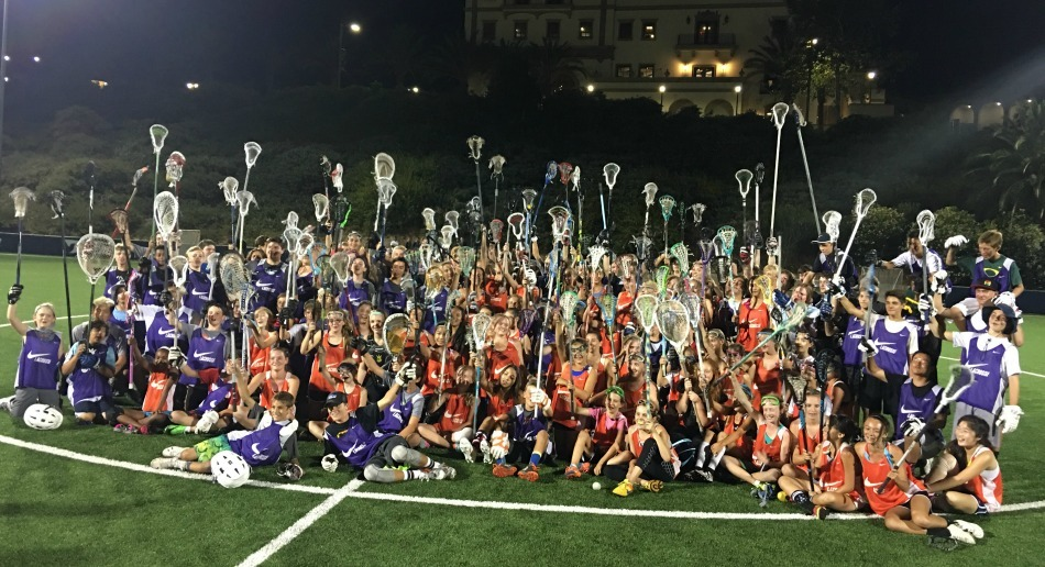 Nike Girls Lacrosse Camp At The Lawrenceville School