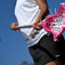 Lacrosse Girls Pink Stick