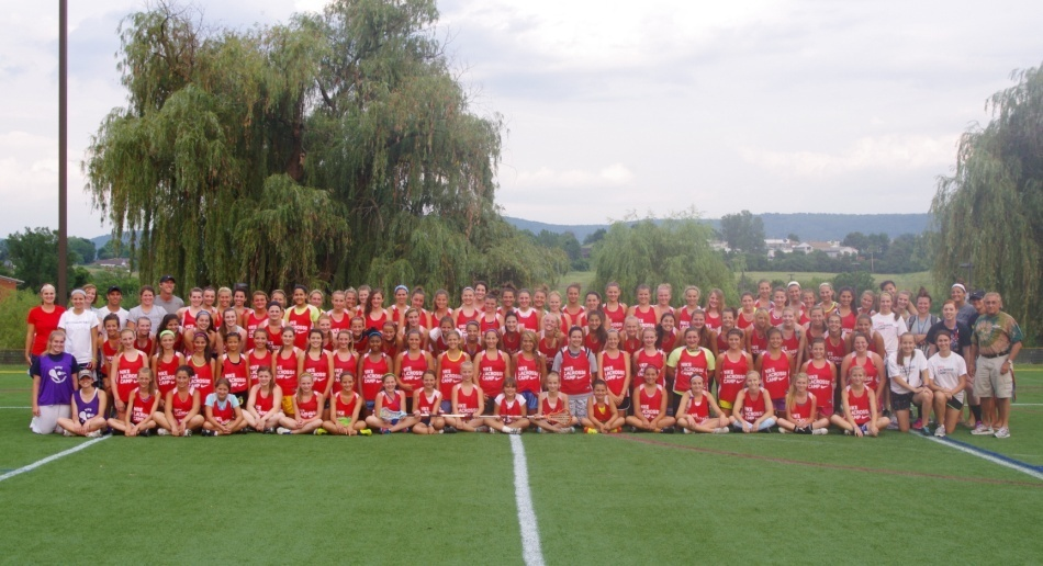 Nike Girls Lacrosse Camp at Saint Vincent College