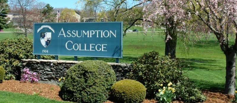 Assumption College Facility Nike Lacrosse Camp