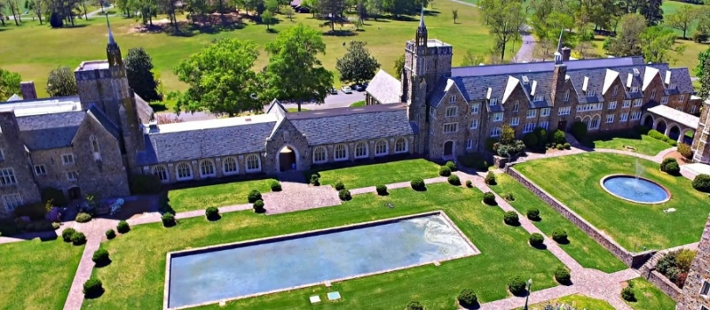 Berry College Campus Facility Nike Lacrosse Camp