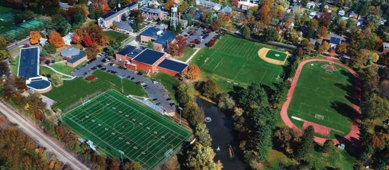 Nike Lacrosse Camp Facility Pennington School Nj