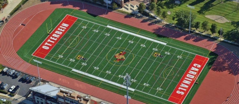 Otterbein University Field Facility Nike Lacrosse Camp