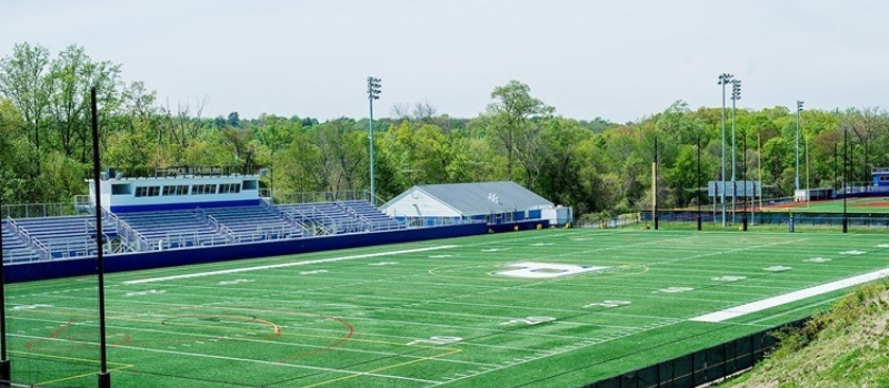 Pace University Stadium Field Facility Nike Lacrosse Camp
