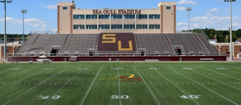 Salisbury University Stadium Facility Nike Lacrosse Camp