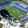 Florida Atlantic University Aerial Football Stadium Nike Lacrosse Camp