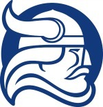 Berry College Logo Viking Blue 150X150