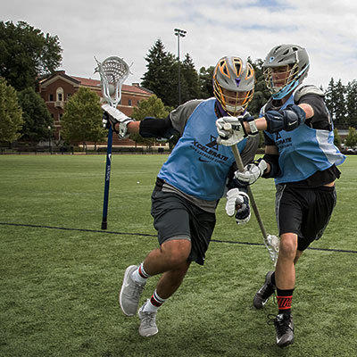 TYPE: Xcelerate Nike Adventure Lacrosse Camps