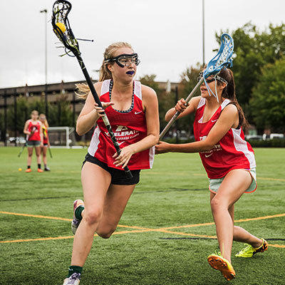 TYPE: Xcelerate Nike Specialty Lacrosse Clinics