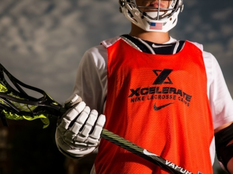 Xcelerate Nike Boys Lacrosse Camp
