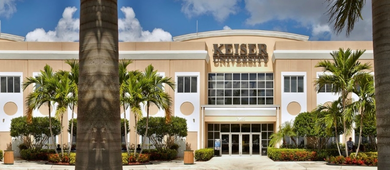 Keiser University West Palm Beach Facility Xcelerate Lacrosse Camp