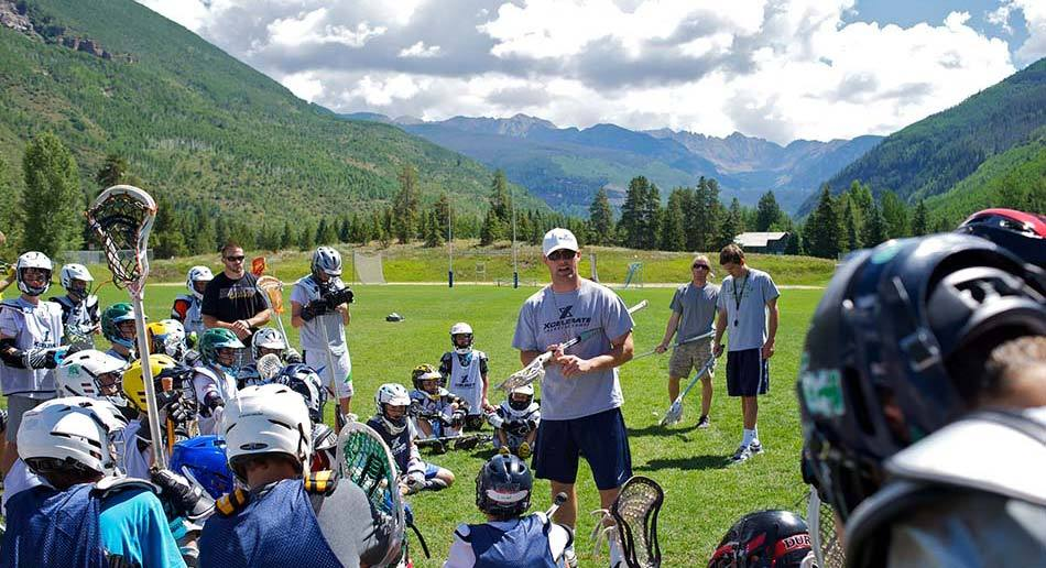 Xcelerate Lacrosse Camp Vail Coach