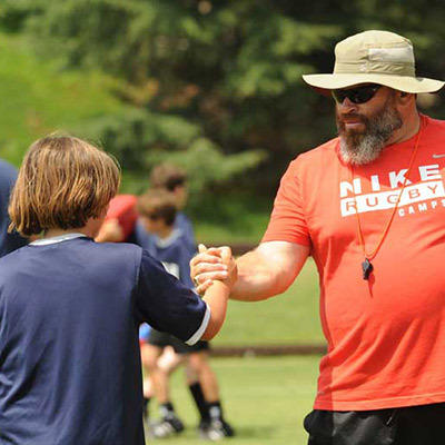 Nike Rugby Camps