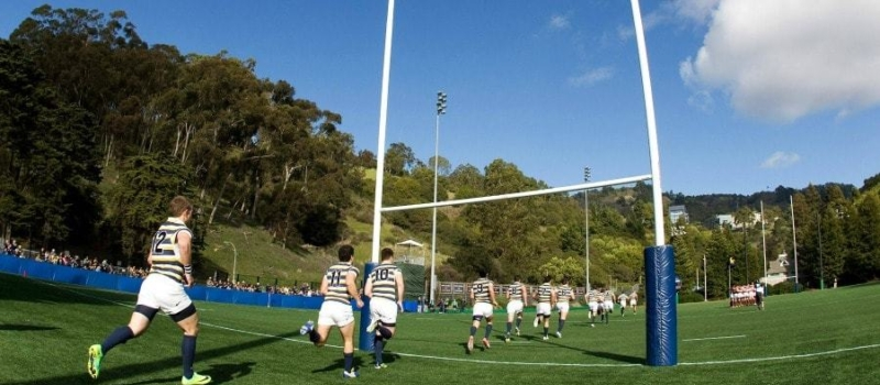 Cal Rugby Camps Witter Field
