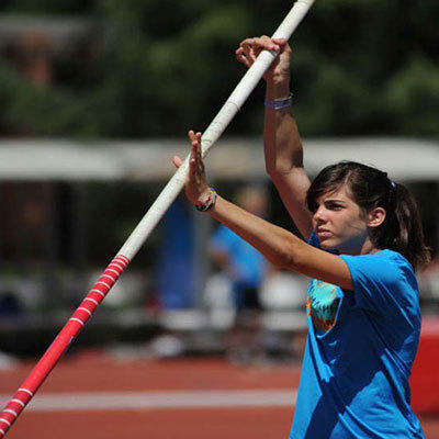 TYPE: Nike Pole-Vaulting Camps