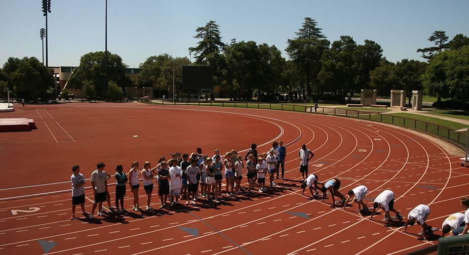 Track Field Tours