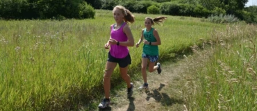 Nike Running Camp Augustana Trail Runs