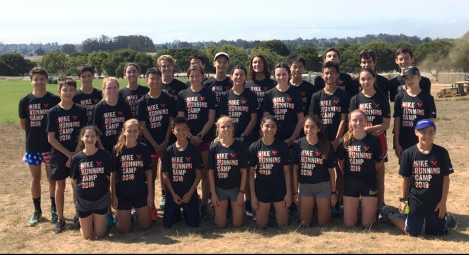 super popular 90d2d a01ab Nike Cross Country Camp UC Santa Cruz