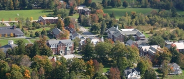 Green Mountain Kua Campus Aerial