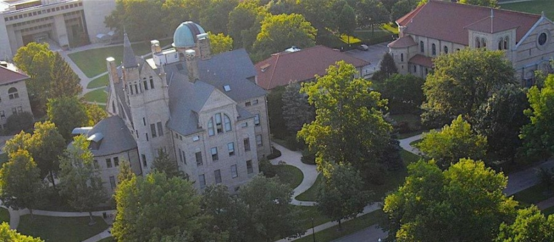 Oberlin College Campus