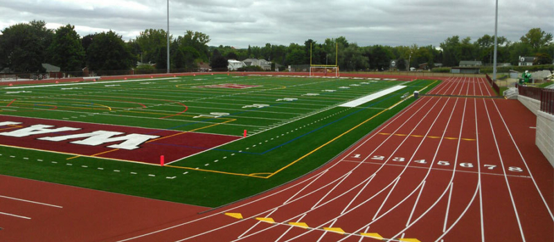 Watervliet Facility Track